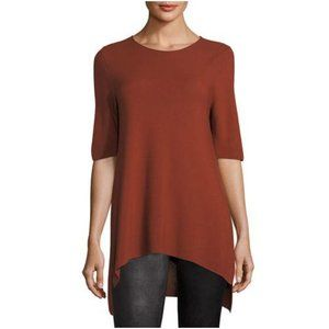 Eileen Fisher | Tencel Knit Tunic